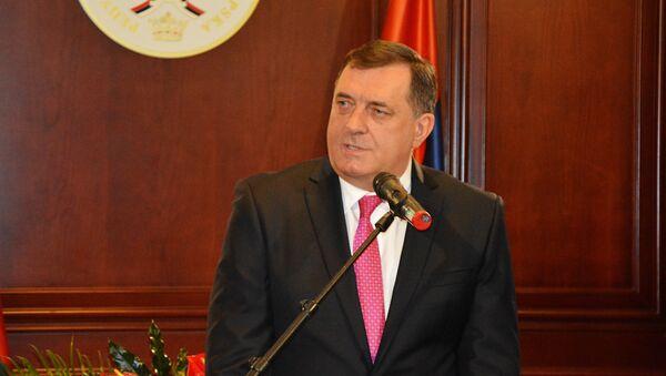 Председник РС Милорад Додик - Sputnik Србија