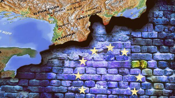 Балкан ЕУ - илустрација - Sputnik Србија