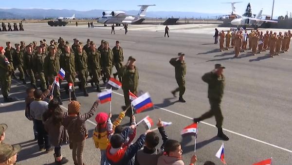 Руски авиони се враћају кући - Sputnik Србија