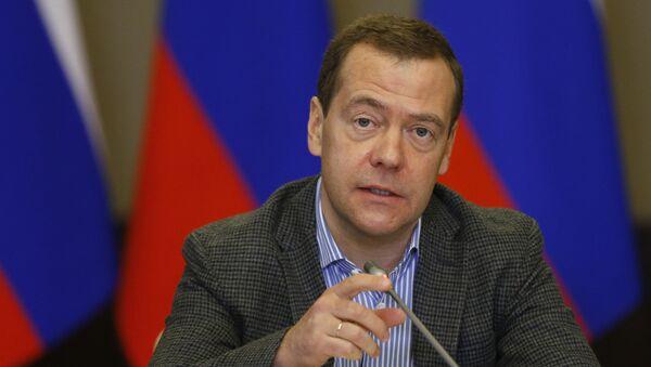 Дмитриј Медведев - Sputnik Србија