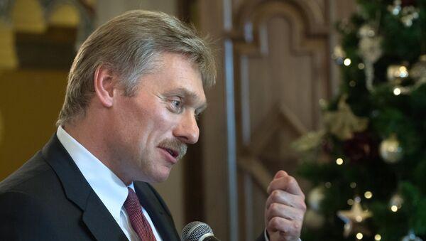 Прес-секретар председника Русије Дмитриј Песков - Sputnik Србија