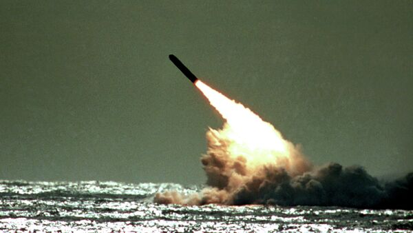 Balistička raketa Trident II - Sputnik Srbija