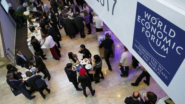 Svetski ekonomski forum, Davos - Sputnik Srbija