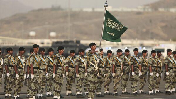 Vojska Saudijske Arabije - Sputnik Srbija