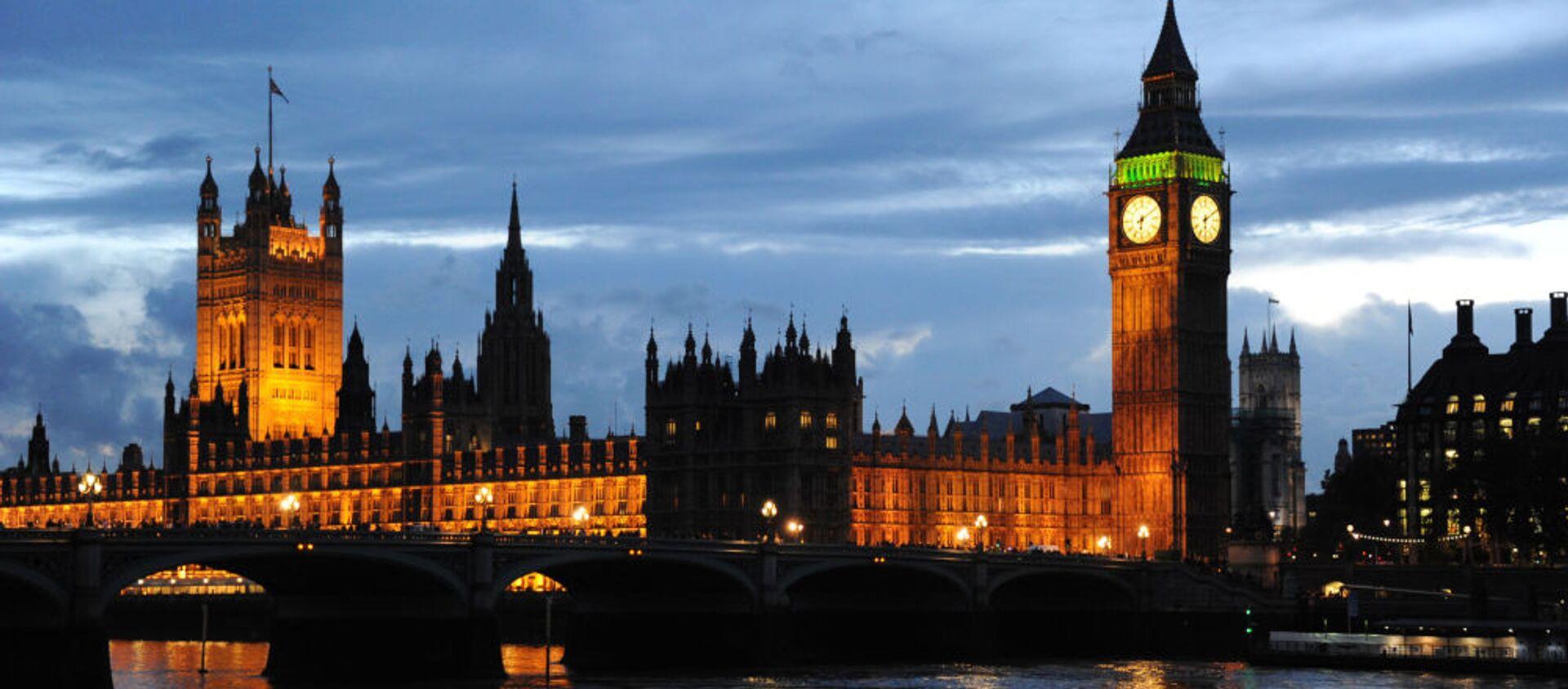 Вестминстерска палата у Лондону - Sputnik Србија, 1920, 16.03.2021