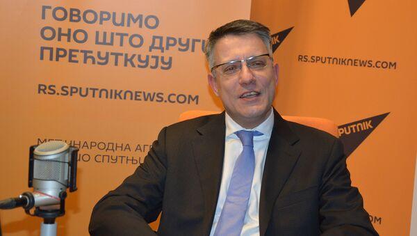 Aleksandar Popović - Sputnik Srbija
