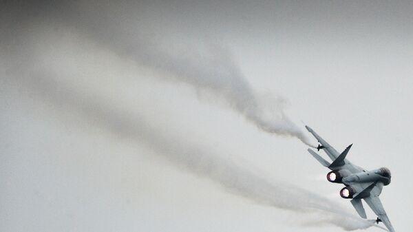 Lovac MiG-35 na aero-mitingu u Žukovskom - Sputnik Srbija