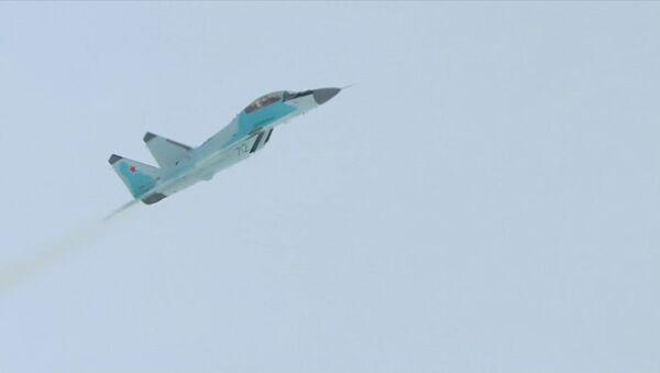 Pogledajte kako izgleda MiG-35 - Sputnik Srbija