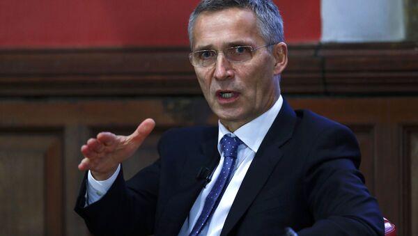 Државни секретар НАТО-а Јенс Столтенберг - Sputnik Србија