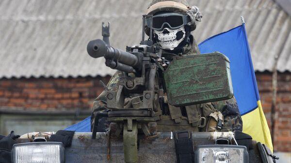 Украјински војник - Sputnik Србија
