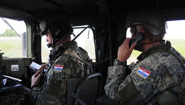Hrvatska vojska - Sputnik Srbija