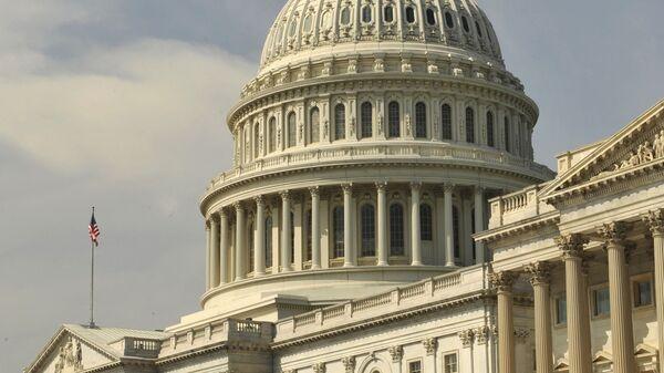 Амерички Сенат у Вашингтону - Sputnik Србија