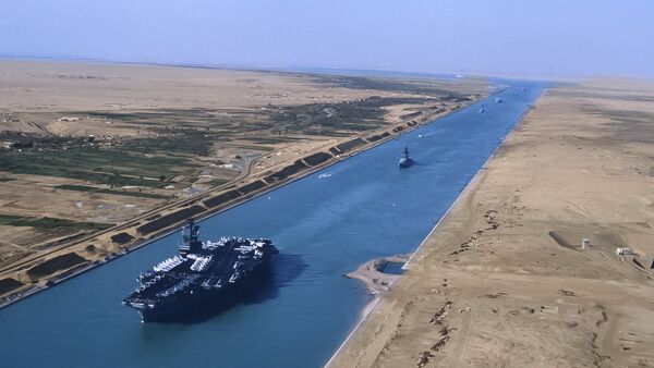 Суецки канал - Sputnik Србија