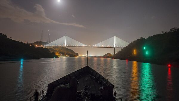 Panamski kanal - Sputnik Srbija