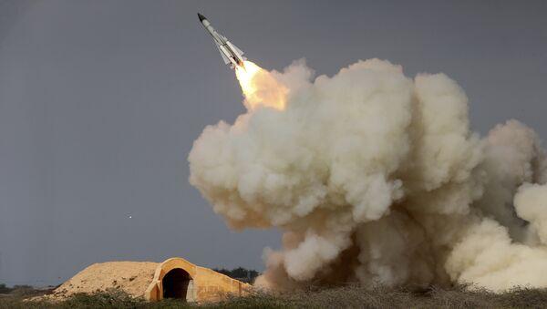Lansiranje balističke rakete Irana - Sputnik Srbija
