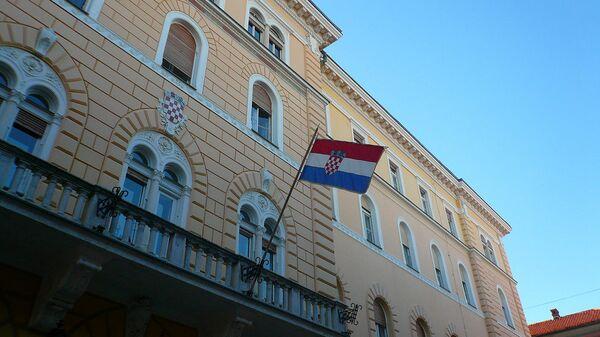Hrvatska zastava - Sputnik Srbija