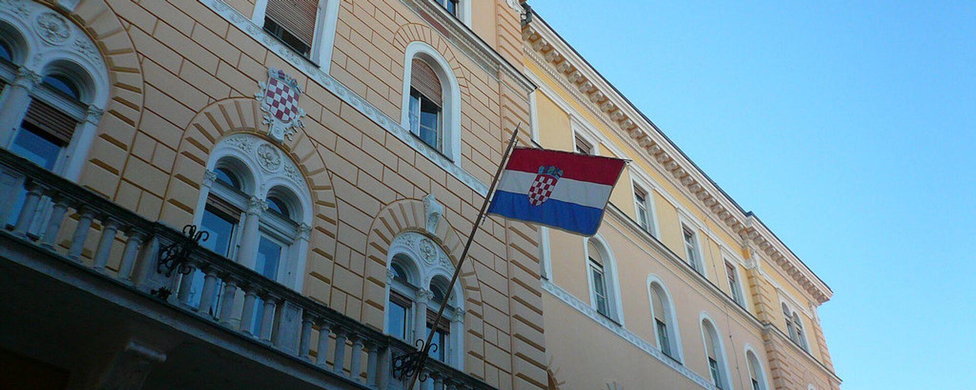 Хрватска застава - Sputnik Србија, 1920