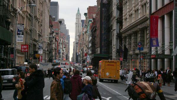 Pešaci u Njujorku - Sputnik Srbija