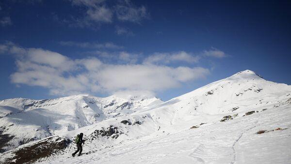 Alpinista u italijanskom Pjemontu - Sputnik Srbija