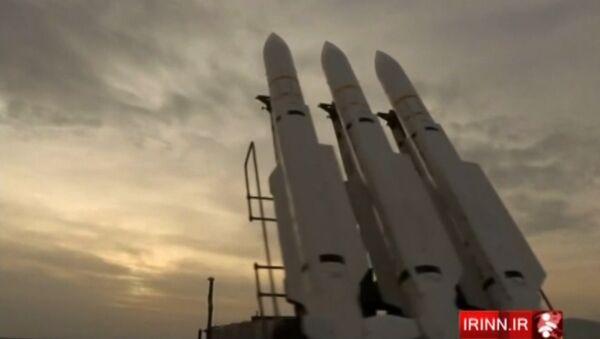 Serbia_Иранские военные провели учения с использованием ракетных и радарных систем - Sputnik Србија