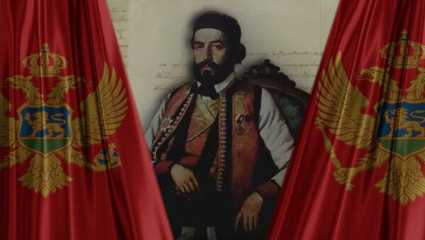 Petar II Petrović Njegoš - Sputnik Srbija