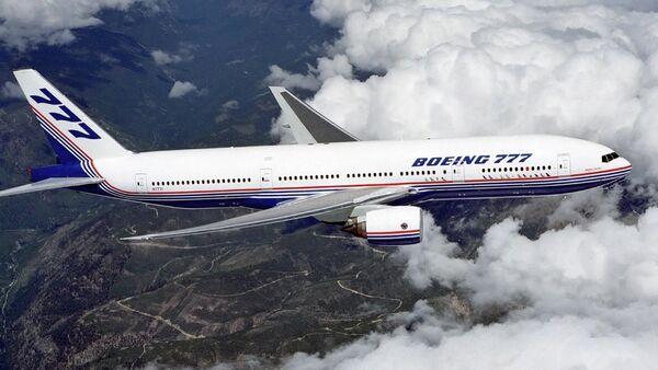 Боинг 777 - Sputnik Србија