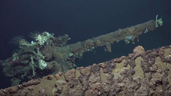Olupina nacističke podmornice U-581 - Sputnik Srbija