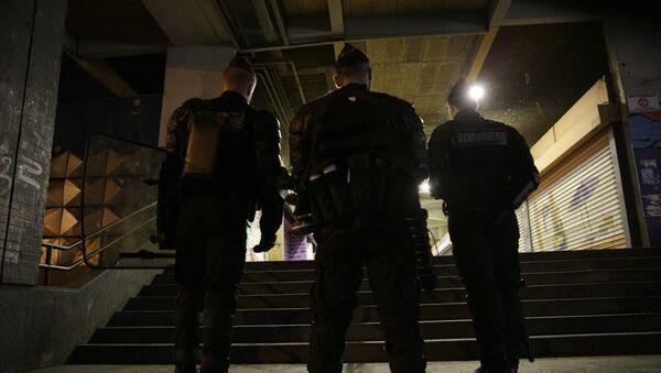 Полиција у Паризу - Sputnik Србија