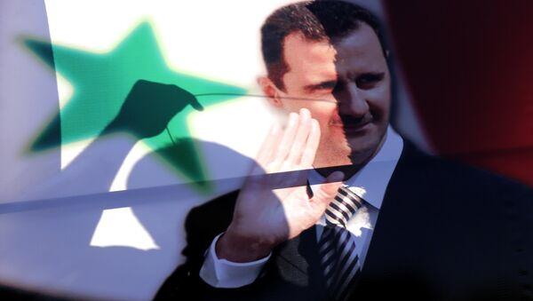 Башар Асад - Sputnik Србија