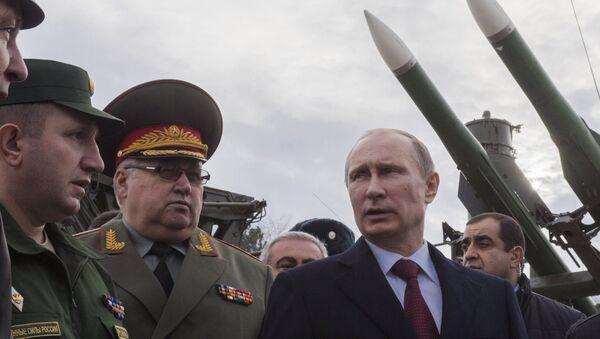 Владимир Путин у Јеремнији 2013. године - Sputnik Србија