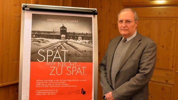 Efraim Zurof - Sputnik Srbija