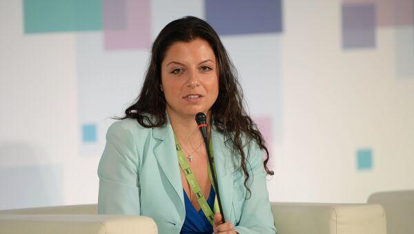 Glavni urednik televizije RT Margarita Simonjan - Sputnik Srbija