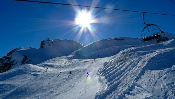 Francusko skijalište Tinje - Sputnik Srbija