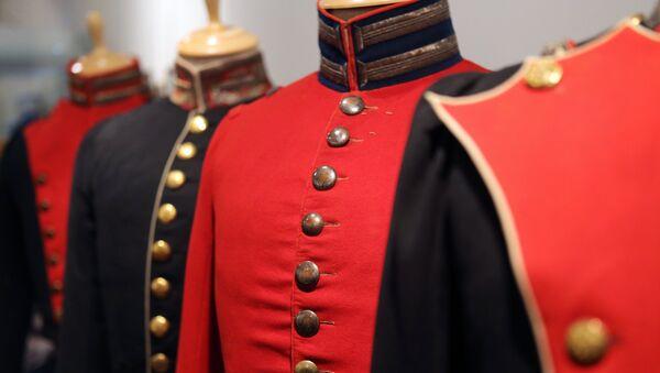 Војне униформе из 19. века - Sputnik Србија