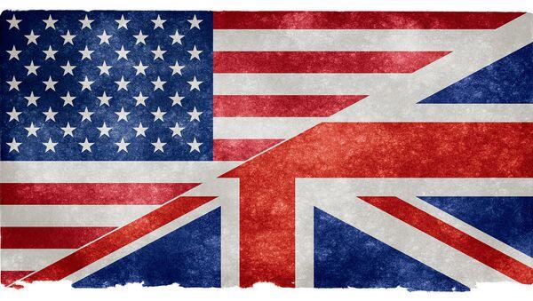 Заставе САД и Велике Британије - Sputnik Србија