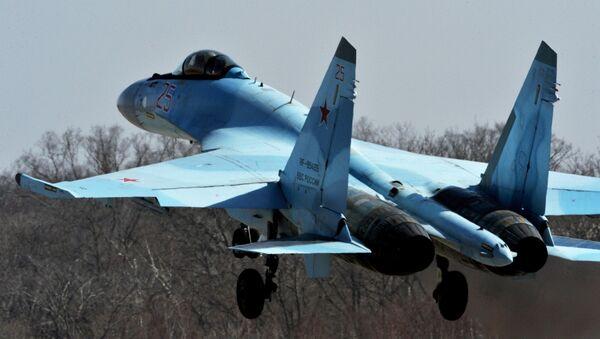 Lovac Su-35S - Sputnik Srbija