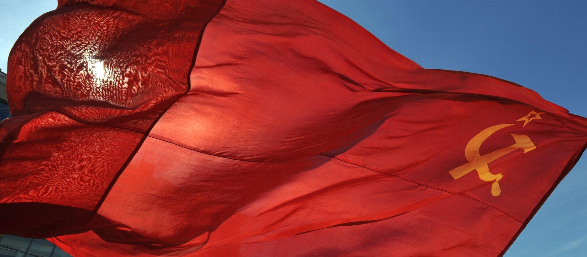 Zastava Sovjetskog Saveza - Sputnik Srbija, 1920, 01.01.2021