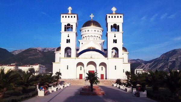 Храм Св. Јована Владимира у Бару, Црна Гора - Sputnik Србија