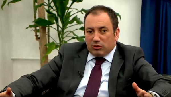 Игор Црнадак - министар иностраних послова БиХ - Sputnik Србија