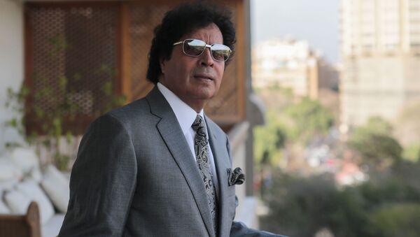 Brat od strica Muamera Gadafija, Ahmet Gadafi el Dam - Sputnik Srbija