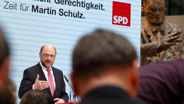 Martin Schulz - Sputnik Srbija