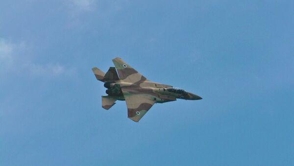 Izraelski avion - Sputnik Srbija