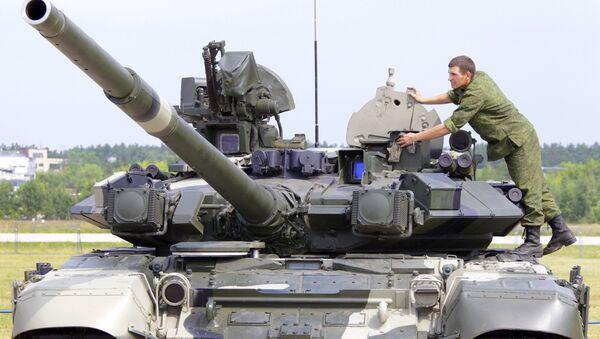 T-90S - Sputnik Srbija