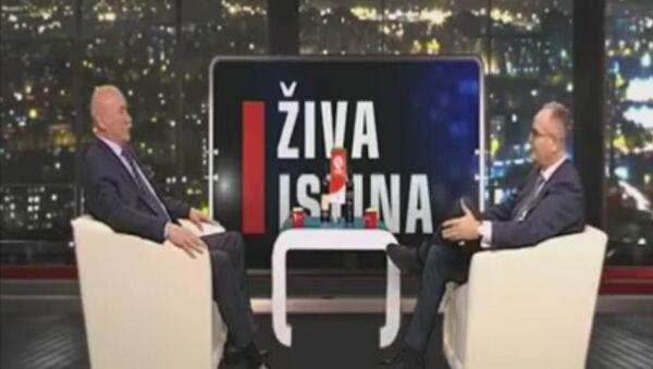 Milivoje Katnić - Sputnik Srbija
