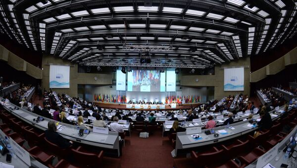 Parlamentarna skupština OEBS-a u Ženevi - Sputnik Srbija