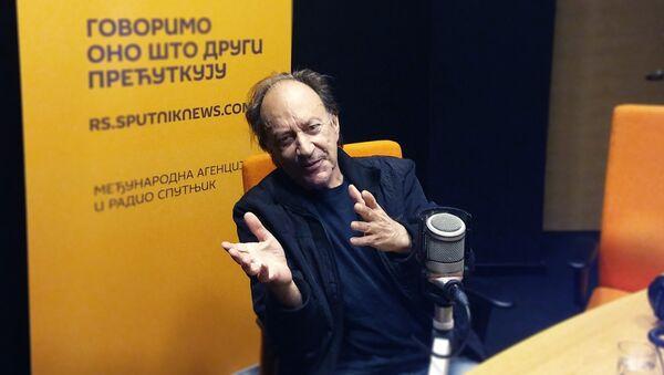 Goran Paskaljević - Sputnik Srbija