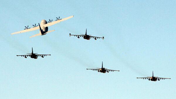 Ratna avijacija Iraka - Sputnik Srbija