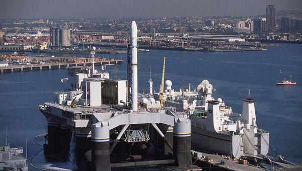 Kosmodrom Morski start - Sputnik Srbija