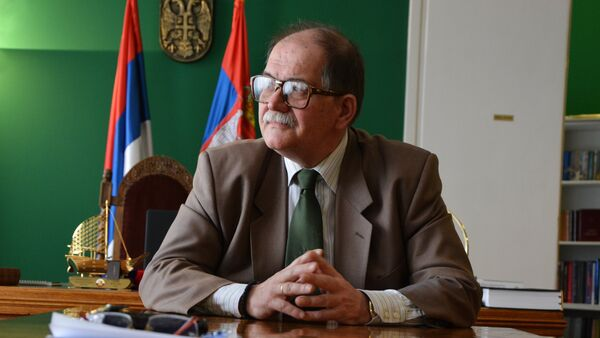 Амбасадор Србије при Унеску Дарко Танасковић  - Sputnik Србија