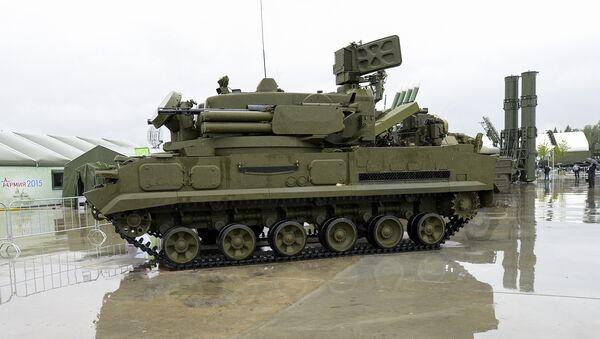 Противавионски ракетни систем Тунгуска-М - Sputnik Србија